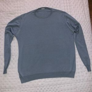 Malo Men's Cashmere Blend Sweater Size M